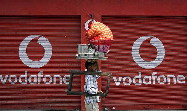 Vodafone India's revenue up 10 per cent to Rs 9,388 crore in October-December