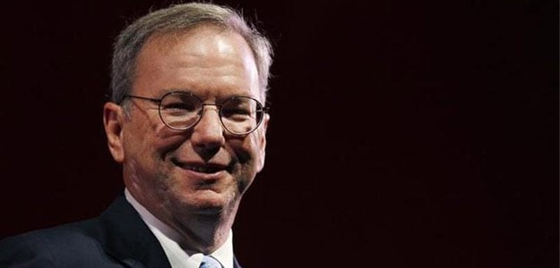 Executive chairman Schmidt to sell 42% stake in Google for $2.5 billion