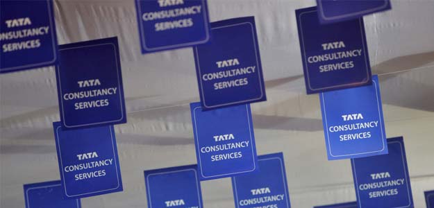TCS hits record high as tech shares rally on improved earnings outlook
