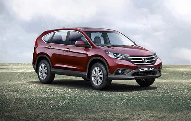 Honda launches new CR-V at Rs 19.95 lakh