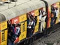 Rail stocks fall sharply ahead of Budget speech