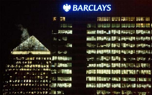 Barclays to axe 3,700 jobs as part of plan to save 1.7 billion pounds a year