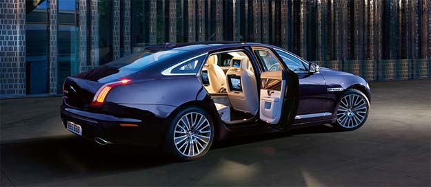 Jaguar launches XJ Ultimate at Rs 1.78 crore