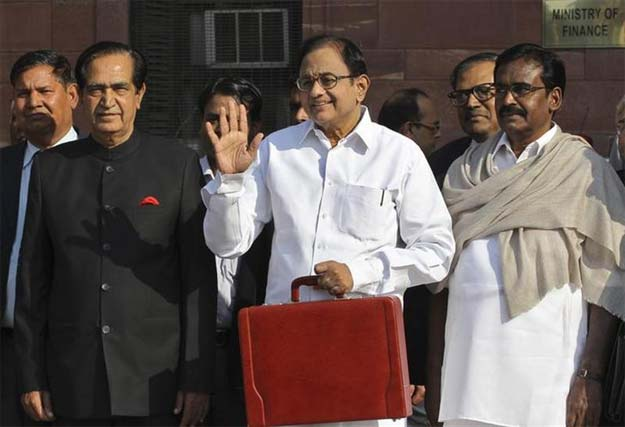 Our aim is to achieve 9 per cent growth rate, says Chidambaram