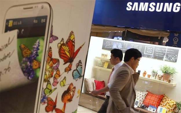 A stretched Samsung chases rival Apple's suppliers