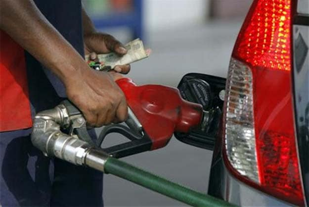Diesel gets costlier by 50 paise a litre, petrol by 75 paise; LPG price cut