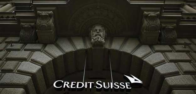 Credit Suisse buys Morgan Stanley's European private bank