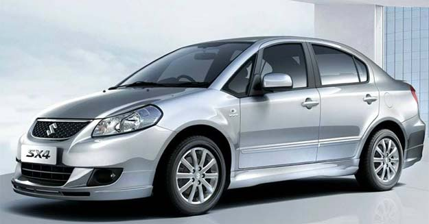 Maruti Suzuki's new SX4 starts at Rs 7.38 lakh
