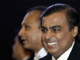 Mukesh and Anil Ambani 20th richest in the world
