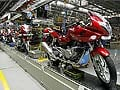 Bajaj bike sales down 12 per cent in April