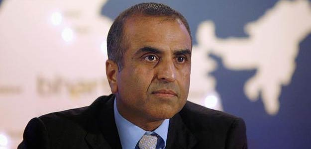 Sunil Mittal earned a  million dollar salary, leaving the net worth at 7800 million in 2017