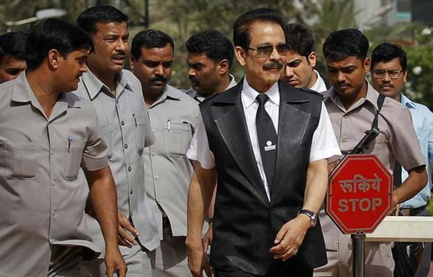 Subrata Roy says has assets worth under Rs 5 crore