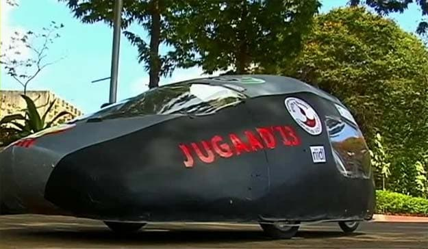 This car runs 300 km in a litre