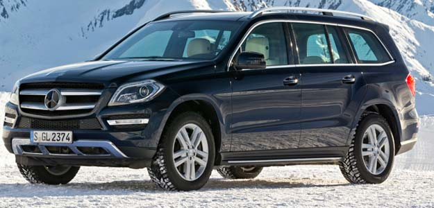 Mercedes launches GL Class SUV at Rs 77.5 lakh