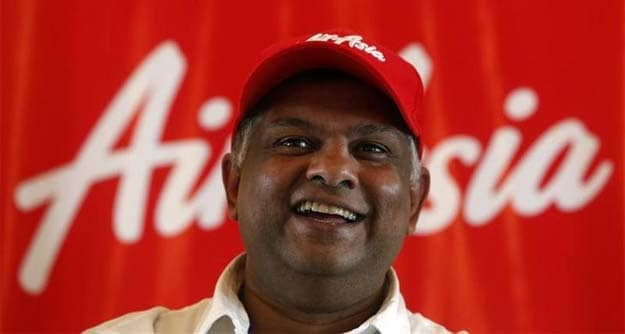 Kingfisher Airlines a case of bad biryani: Air Asia chief
