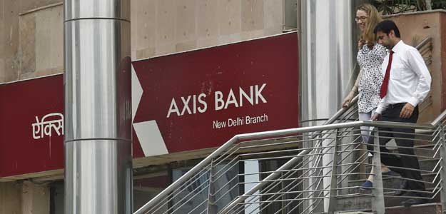 Government May Dilute 11.7% Stake in Axis Bank: Report