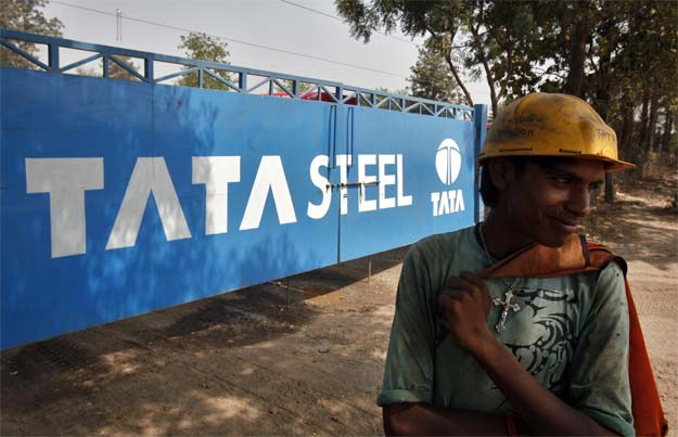 Tata Steel India December Quarter Sales Up 3%