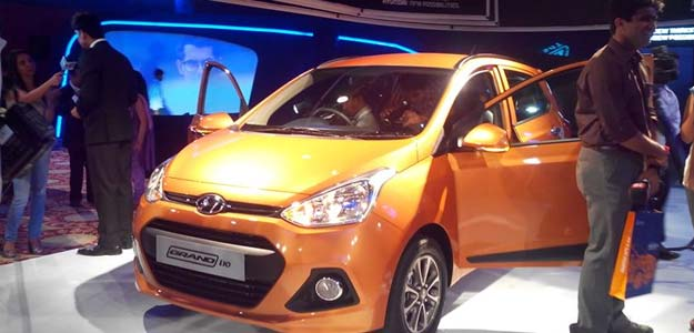 Positioned between the i10 and the i20, the Grand i10 is also Hyundai's cheapest diesel offering in the country.