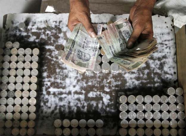 Rupee sees best week in 15 months