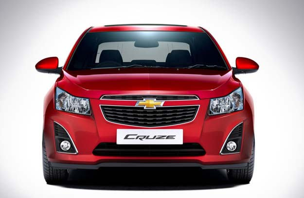 General Motors Drives In New Chevrolet Cruze At Rs