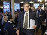 The Gates lead Forbes' list of top US philanthropists