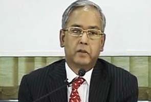 File photo of Sebi Chairman U K Sinha