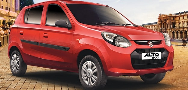 World's Best-Selling Small Car: Maruti Suzuki Alto