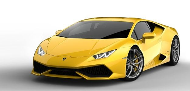 Lamborghini Announces Huracan LP 610-4 Super Trofeo