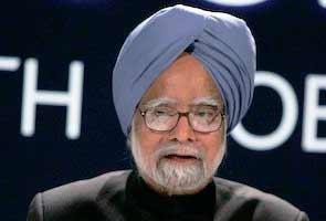 Pradhaanamantri Manmohan Singh Ne Di Narendra Modi Ki Badhaai Di