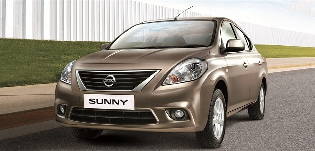 Review: Nissan Sunny Automatic