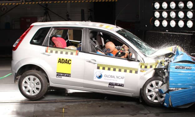 Crash Test Failed Cars in India India's Best Selling Cars Fail