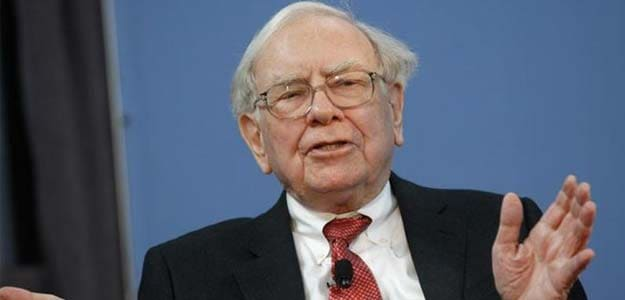 Warren Buffett says invest in stocks as you would in a farm
