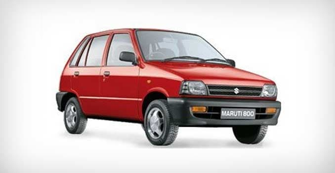 End of the road for the iconic Maruti Suzuki 800