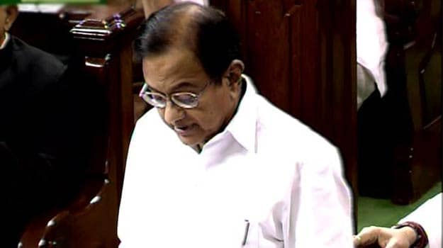 Interim budget 2014: Full speech of Finance Minister P Chidambaram