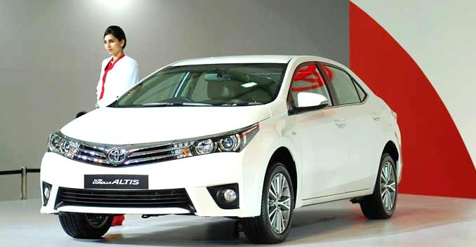 toyota corolla altis 18 trd sportivo at one2car Car Pictures