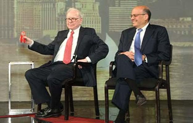 Ajit Jain's mind an 'idea factory', says Warren Buffett