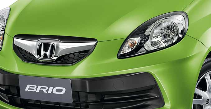 Honda Brio Based Compact SUV