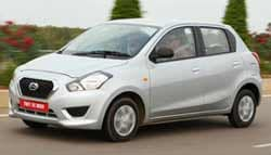 Discounts Push for Datsun Go Hatchback