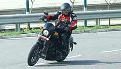 Harley Davidson Rides on a Fast Lane With India-Built Bike