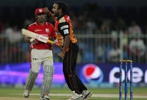IPL-7  Hyderabad Ne Toss Jeetkar Delhi Ke Khilaaf Batting Chuni