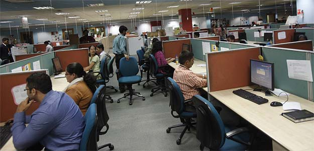 Services Sector Growth Cools Sharply in February