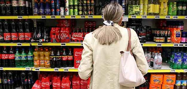 GST rate of carbonated drinks will effectively be 40 per cent