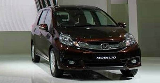 Honda Mobilio MPV - 5 Things That Give It a Competitive Edge