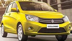 Maruti Celerio Now in CNG Variant at Rs 4.68 Lakh