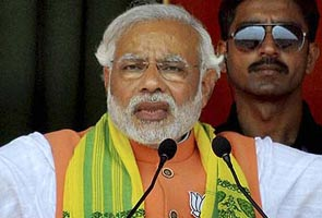 Punjab Mein Aaj Narendra Modi Ki Paanch Rallyan