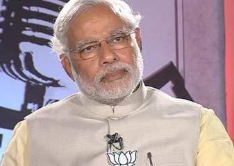 Narendra Modi Ne Sangh Pramukh Bhagwat Se Ki Mulaakaat