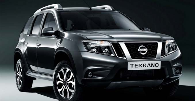 nissan terrano 4x4 launched in russia might come to india too ndtv carandbike. Black Bedroom Furniture Sets. Home Design Ideas