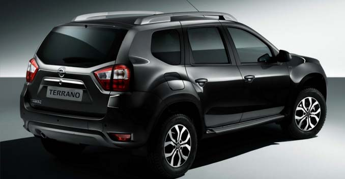 Nissan Terrano 4x4 launched in Russia; might come to India too