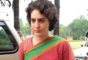 'Neech Raajaneeti Tippani Ke Liye Priyanka Gandhi Vaadra Ke Khilaaf Do Maamale Daayar Kiye Gaye