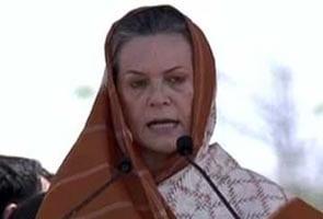 Narendra Modi Sirf Kursi Ke Liye Chintit  Gujarat Mein Soniya Gandhi
